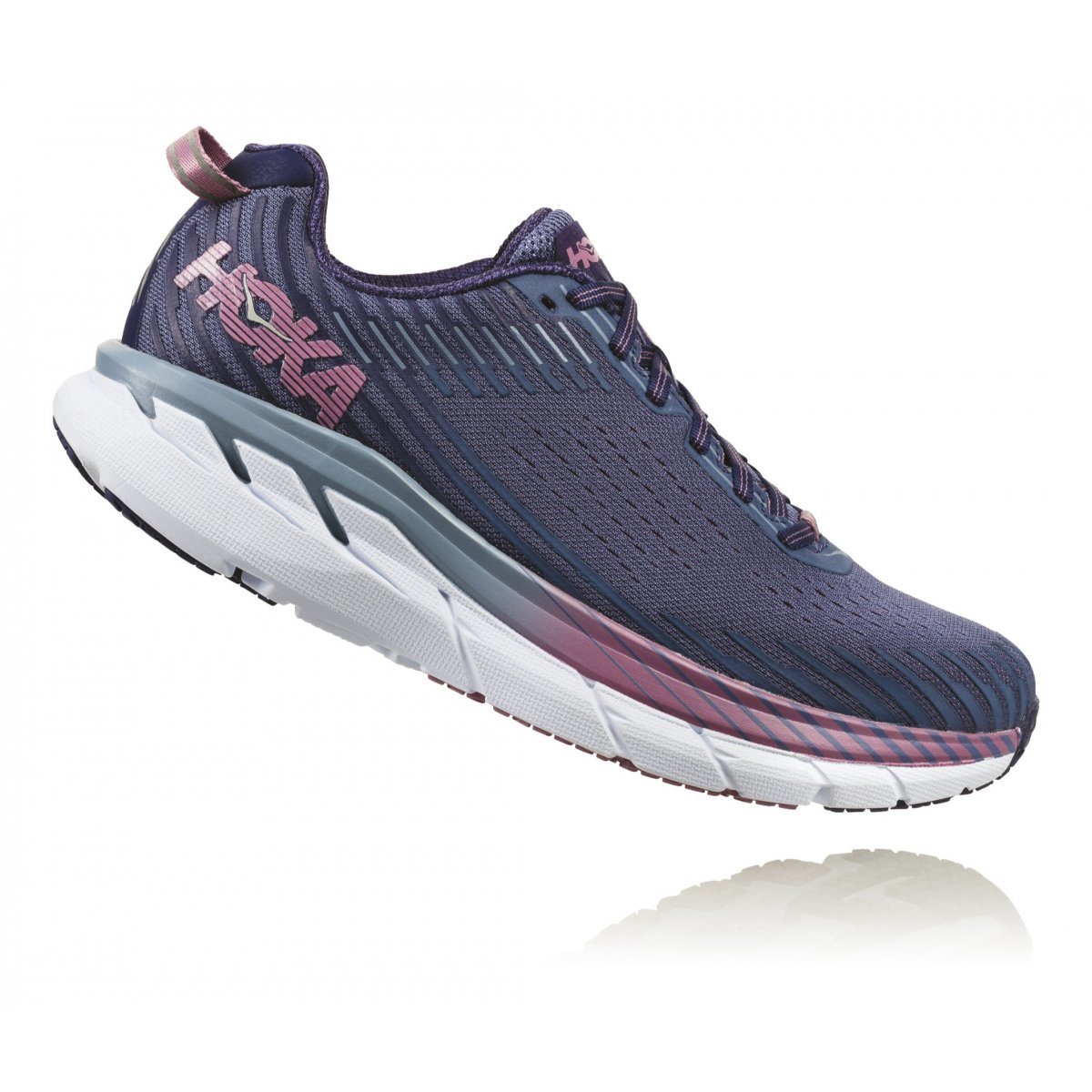 Hoka One One CLIFTON 5 WOMEN S HK.1093756-MBRB - ParagonShop f29a7f64283