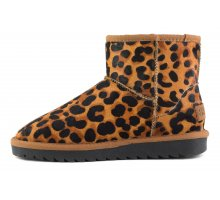 Colors of California Ugg in pelle stampa animalier HC.YW055