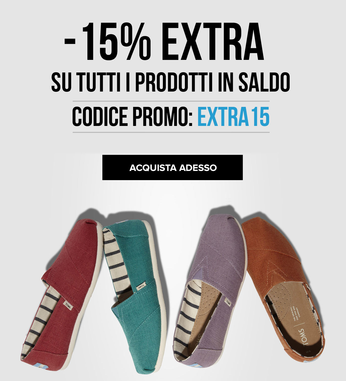 b9f64b2679 TOMS® Sito Ufficiale Italia | Together we stand