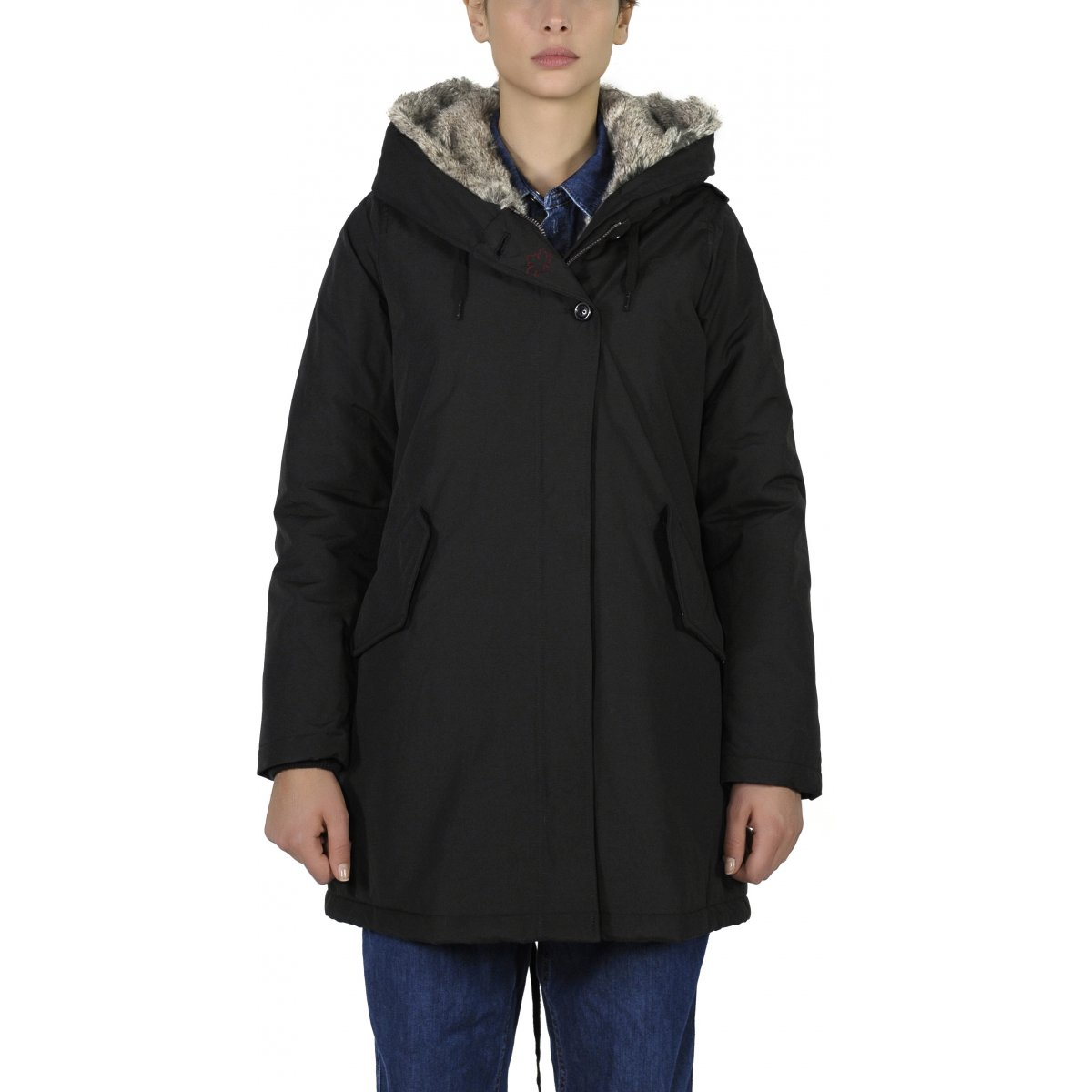 lowest price 15ad7 6a5de Giacca Donna Lanigan New - Eskimo & Parka Canadian Women