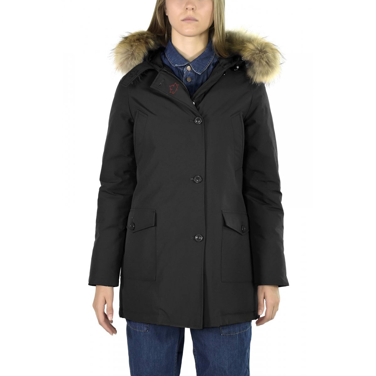 codice promozionale a75c4 9bc1f Giacca Donna Lindsay - Classic Parkas Canadian Women
