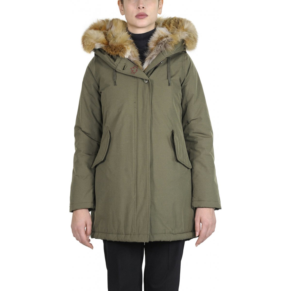 best sneakers 3083d 8ca9e Giacca Donna Sonora Real Fur Limited Edition - Eskimo ...