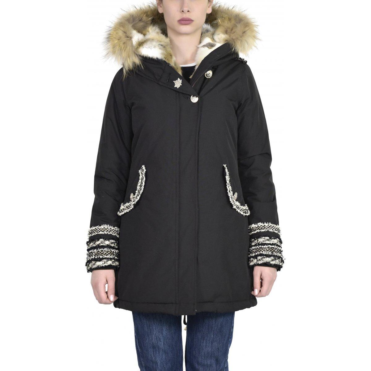 design di qualità 52d8b 67c76 Giacca Donna Sonora Nuovo Ricamo - Women Canadian Women