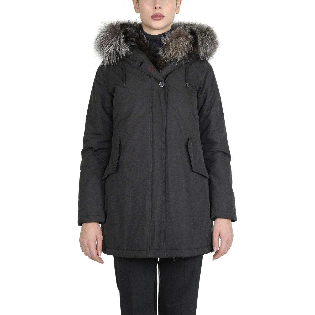 migliori scarpe da ginnastica aa208 b3207 Giacca Donna Sonora Real Fur Limited Edition - Eskimo ...