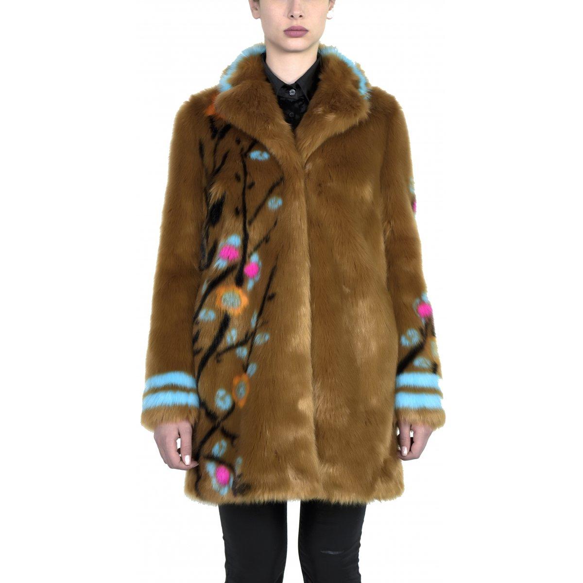 the best attitude 98b7d fd865 Giacca Donna New Glasgow Ecopelliccia - Coat Canadian Women