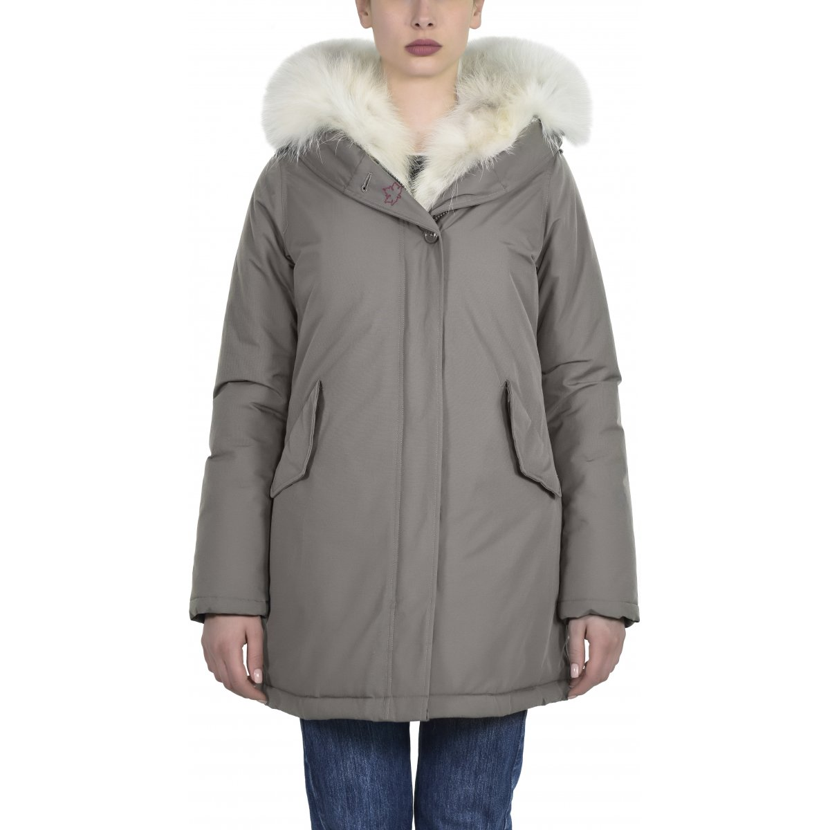 best sneakers fa9fc 3239f Giacca Donna Sonora Real Fur Limited Edition - Eskimo ...