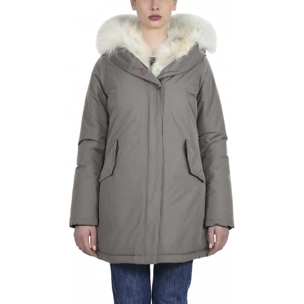 migliori scarpe da ginnastica a5f89 ce9ad Giacca Donna Sonora Real Fur Limited Edition - Eskimo ...
