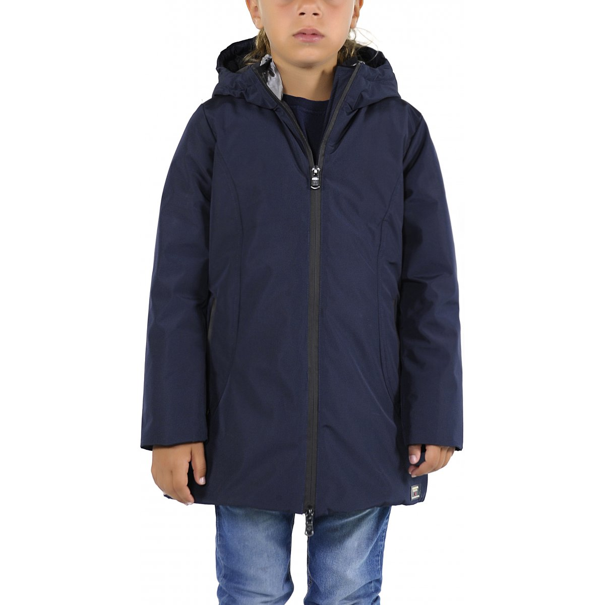 the latest e466d 5fbe6 GIACCA KID YONKTON LONG - Eskimo & Parka Canadian Children