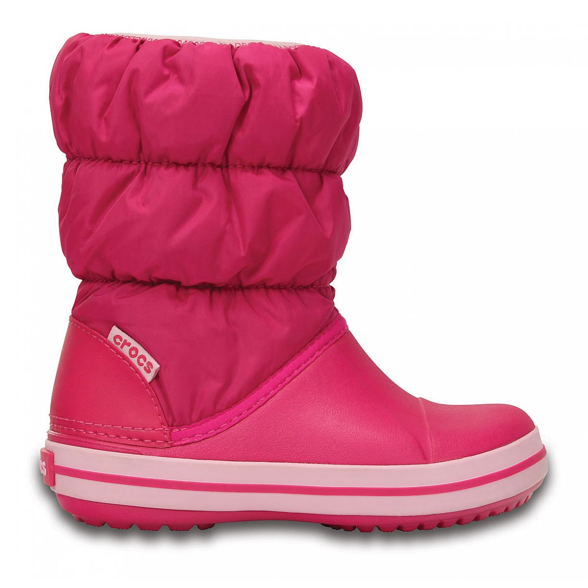 quality design 5efc4 6487c Winter Puff Boot K - Stivali Footwear Bambina | Crocs Italia