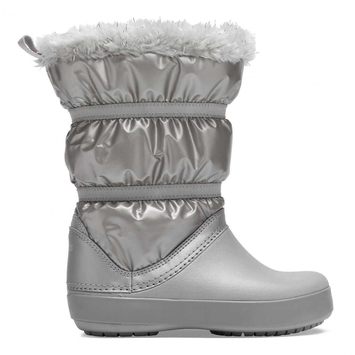 acquisto speciale orologio selezione più recente Crocband™ LodgePoint Metallic Boot G - Stivali Footwear ...