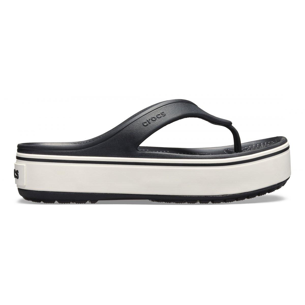 prezzo incredibile il migliore prezzo economico Crocband™ Platform Flip W - Tacchi e Zeppe Footwear Donna   Crocs ...