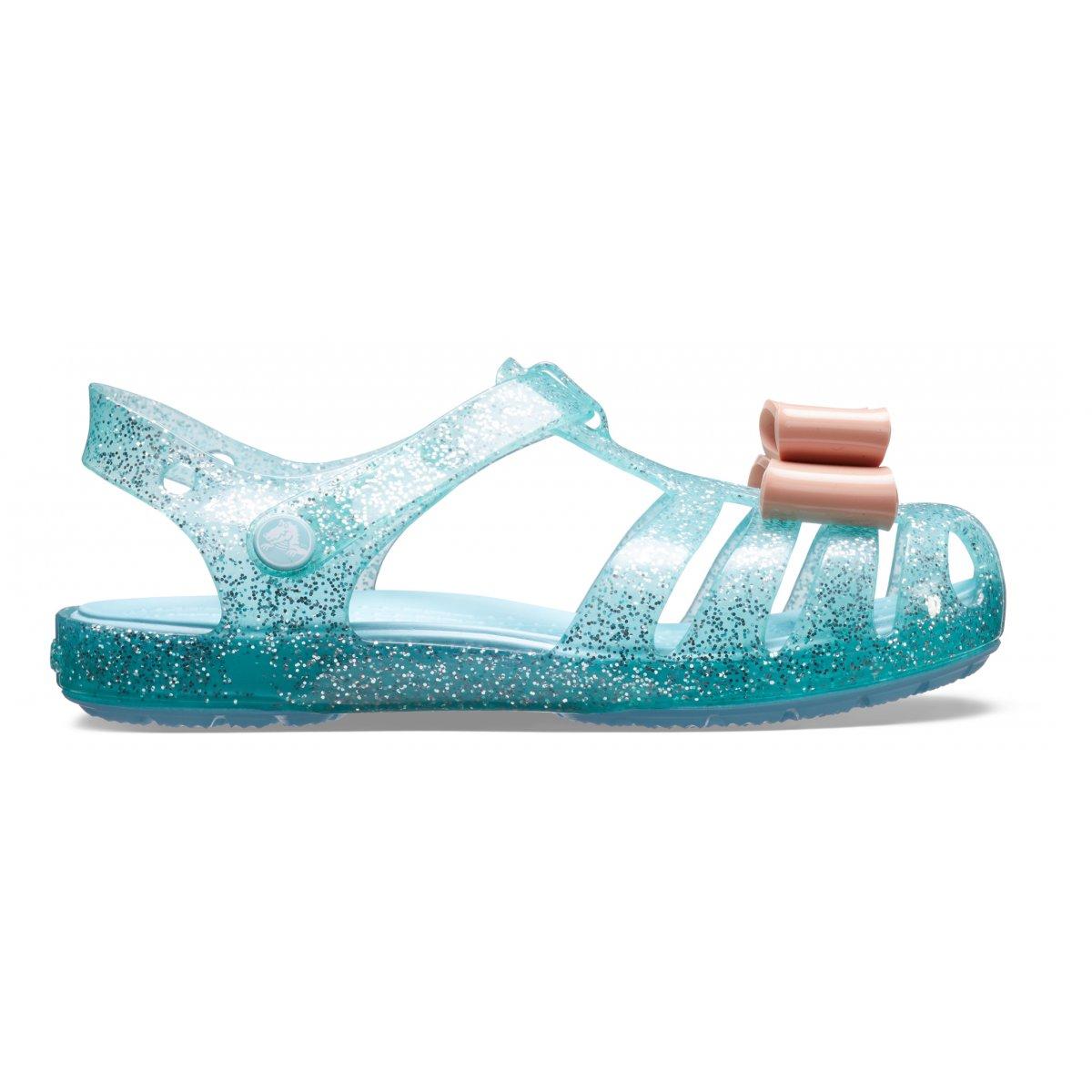 109c5181451a9 Crocs Isabella Bow Sandal K - Infradito   Sandali Footwear Bambina ...