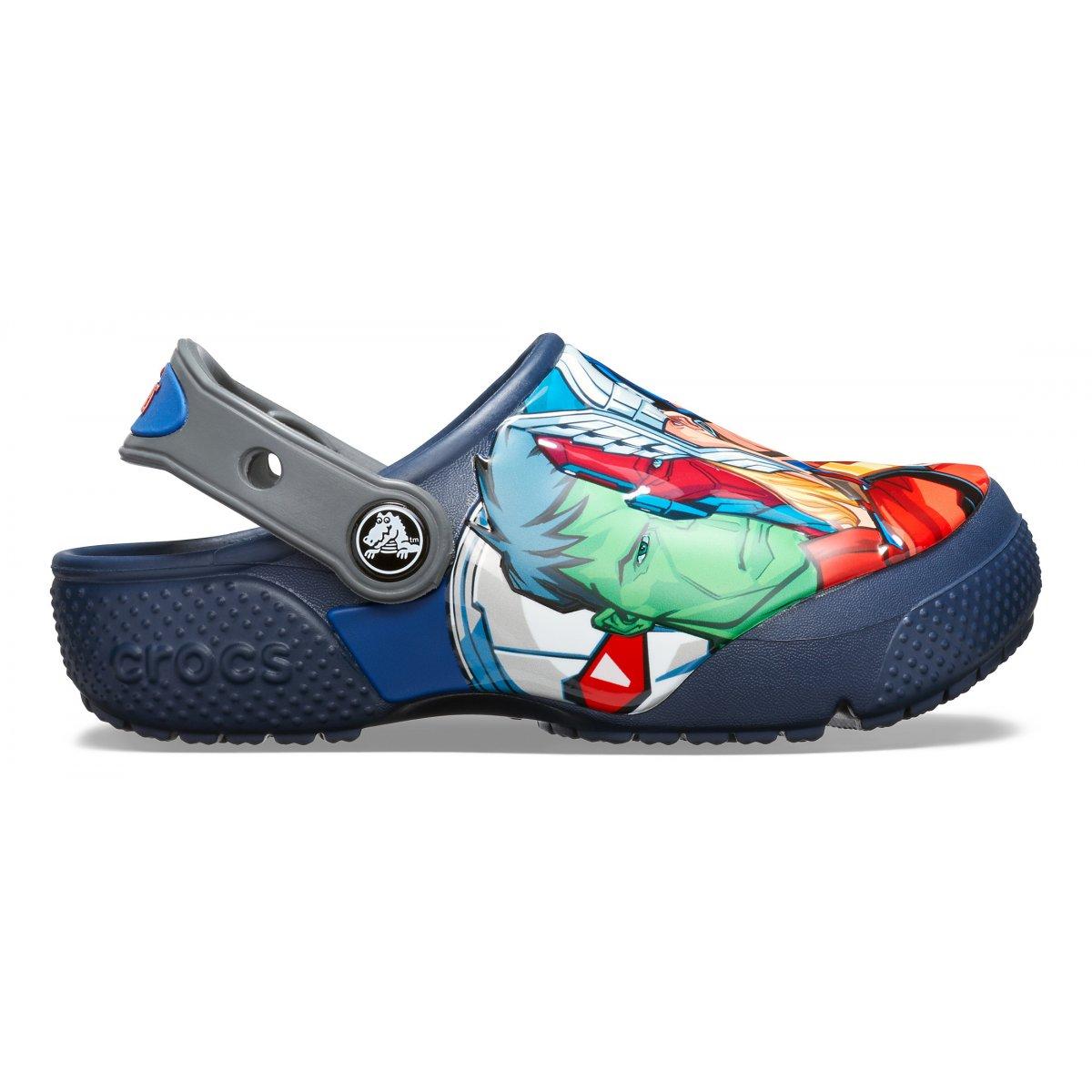 874a097c6 Crocs Fun Lab Marvel® Multi Clog K - Collezione Estiva Footwear Bambino