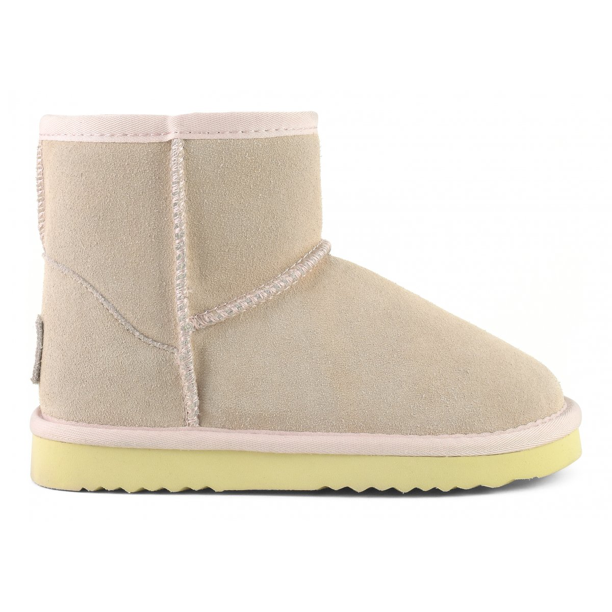 Leather ugg Snowboots & ugg boots Colors of California