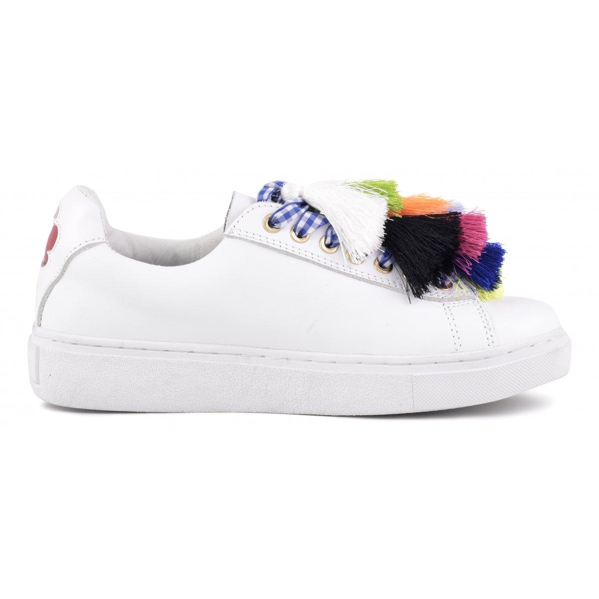 Sneakers Tassels - Sneakers   Slip-on Colors of California Women eb6b2e3eb7