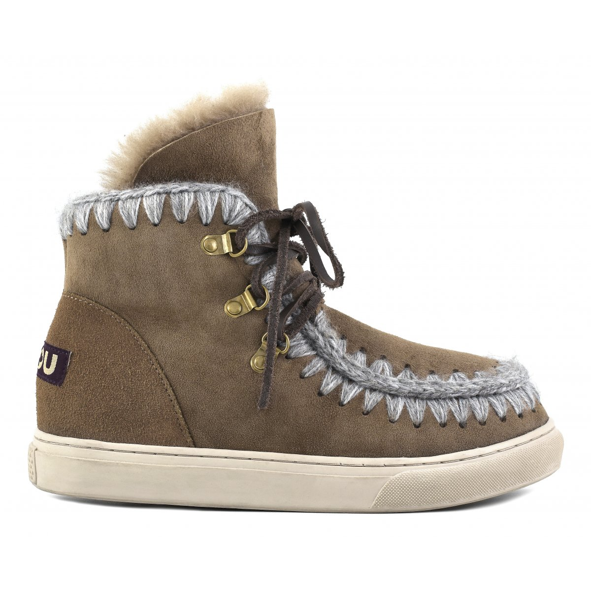 sneakers fall lace sneaker mou women up winter ED29HI