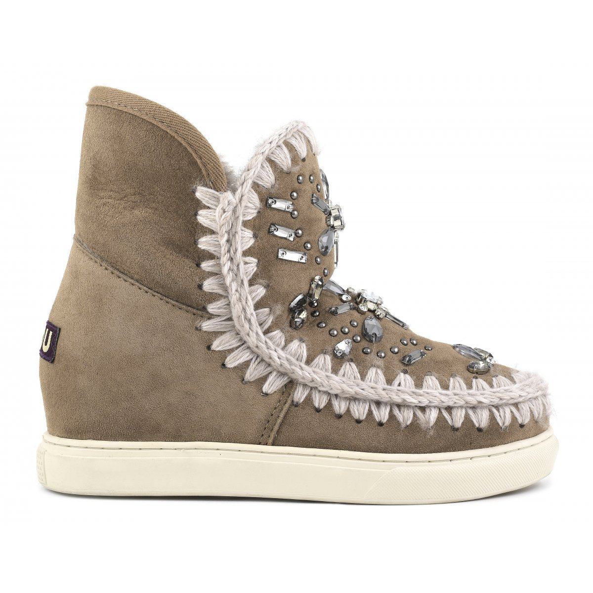 342ab3556b4f inner wedge sneaker new crystals - inner wedge mou women fall winter