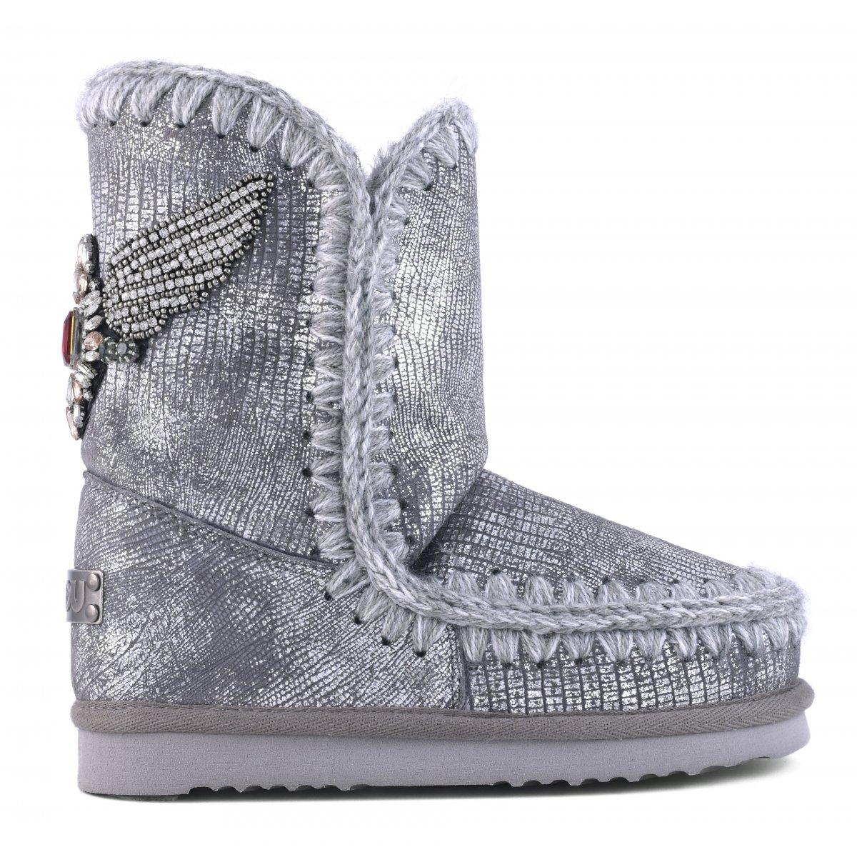 eskimo 24 eagle patch - ankle boots mou