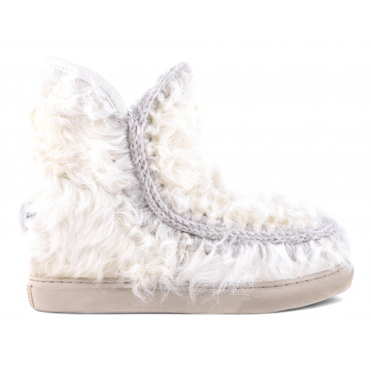 Inner Wedge Sneaker All Fur in Van