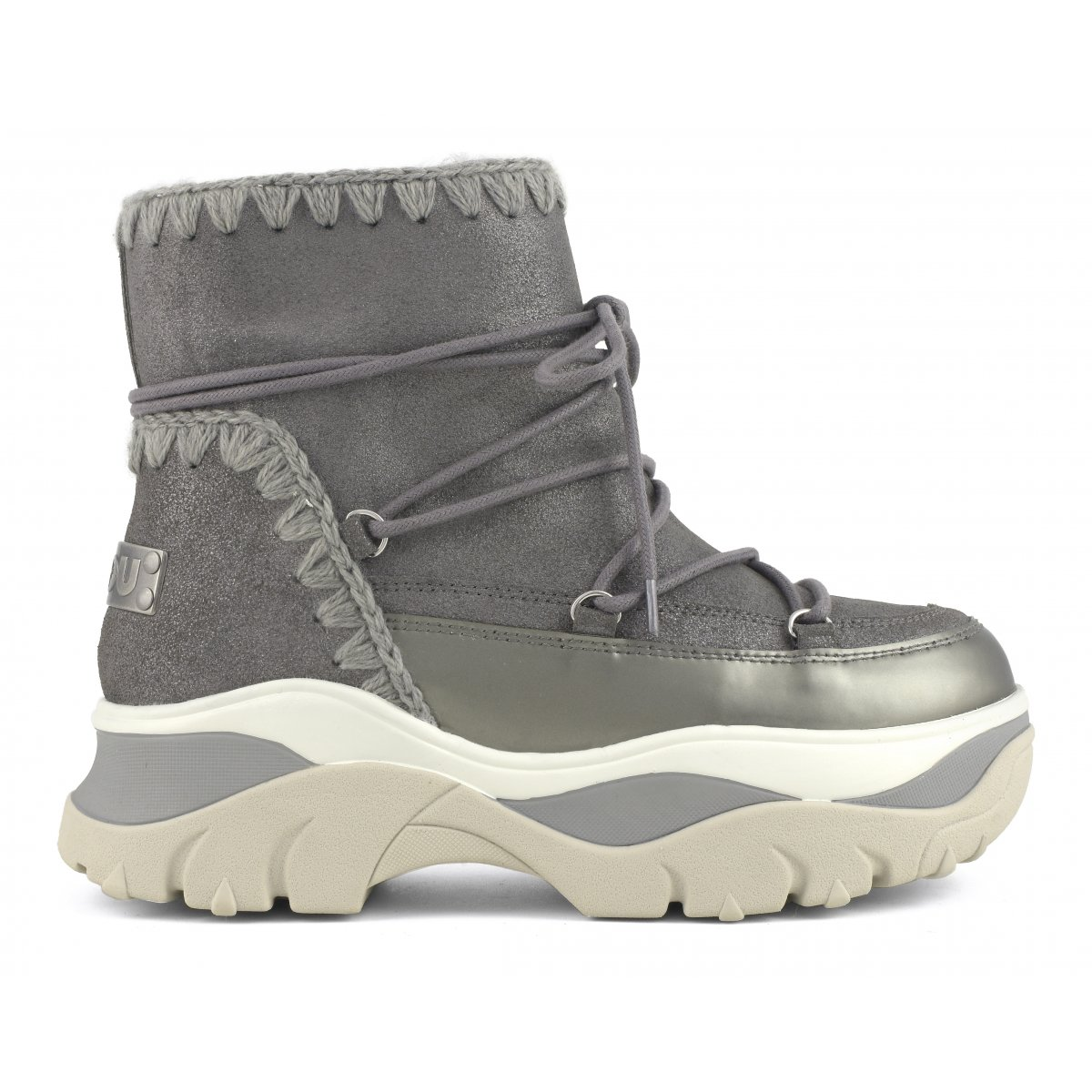 chunky sneaker boot - sneakers mou