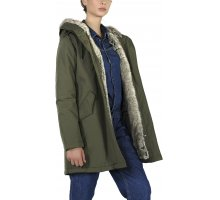 abaad61d33 Giacca Donna Lanigan New - Eskimo & Parka Canadian Women