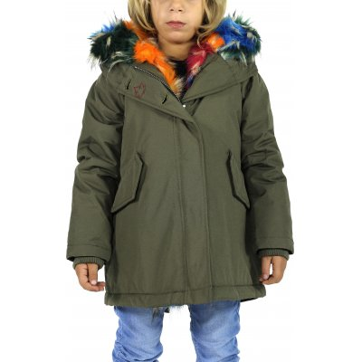 Giacca Kid Lanigan Color Fur