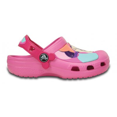 Creative Minnie Colorblock Clog Kids
