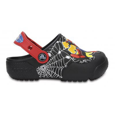 CrocsFunLab Lights Spiderman K