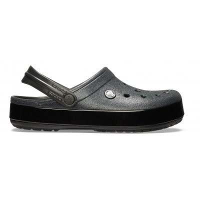 Crocband™ Glitter Clog
