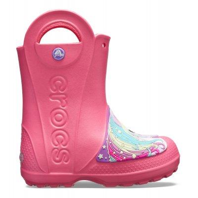 Kids' Crocs Fun Lab Creature Rain Boot