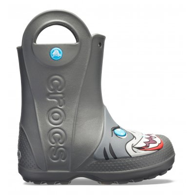 Kids' Crocs Fun Lab Creature Rain Boot