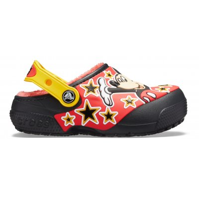 Crocs Fun Lab Mickey Mouse™ Lined Clog K