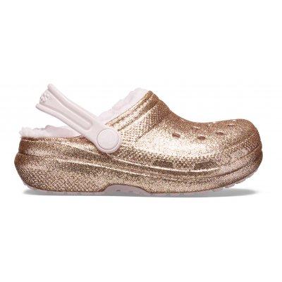 Classic Glitter Lined Clog K