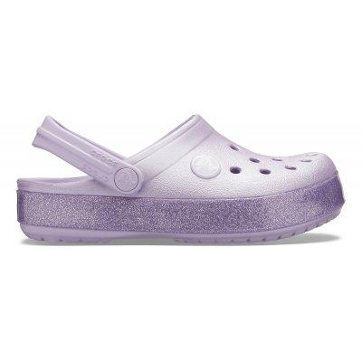 Crocband™ Glitter Clog K