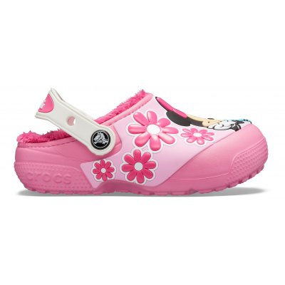 Crocs Fun Lab Minnie Mouse™ Lined Clog K