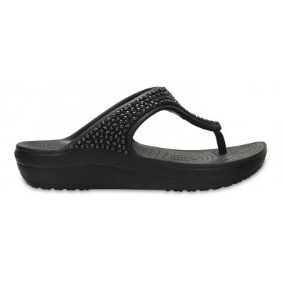 Crocs Sloane Embellished Flip Women