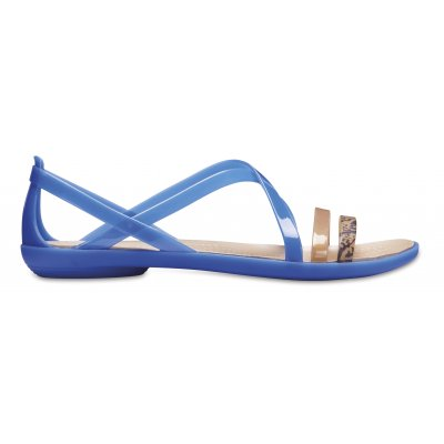 Isabella Graphic Strappy Sandal W