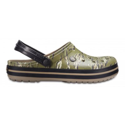 Crocband™ Graphic Clog