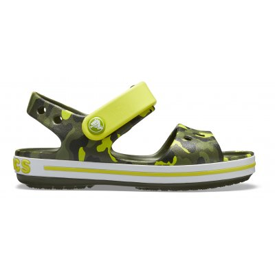 Crocband™ Seasonal Graphic Sandal K