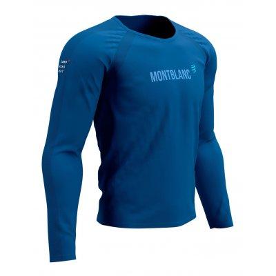 Training Tshirt LS - Mont Blan