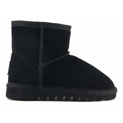 Mid Suede Snow Boot
