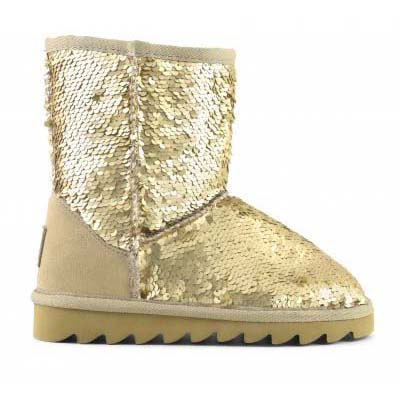 Ugg Boot mid in sequins