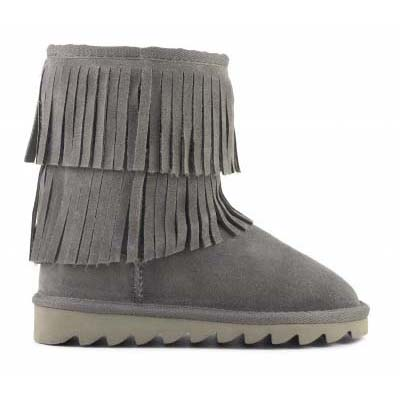 Ugg Boot with fringes