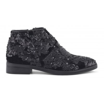 Sequins Texan boot