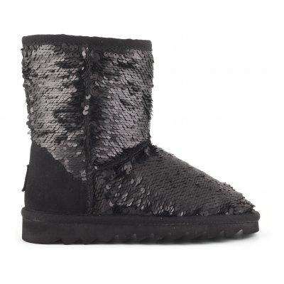 Sequins boot