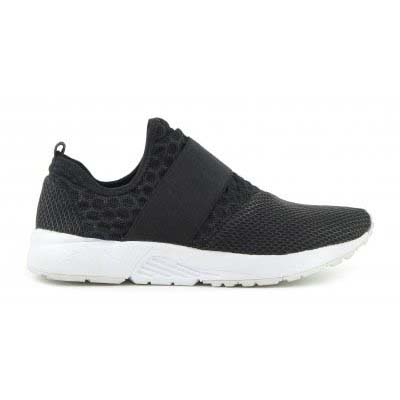 Sneaker in mesh with elastic