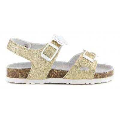 Bio patent sandals with buckle