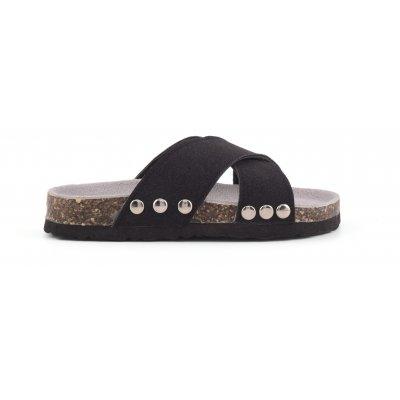 Bio Glitter Sandal Crossed