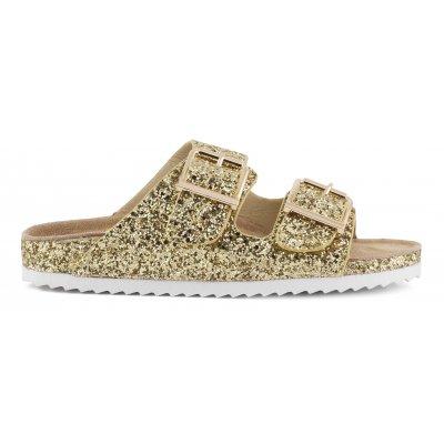 Bio sandals in glitter