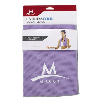Endurac Yoga Tech Knit Towel L